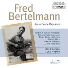Fred Bertelmann: Der lachende Vagabund, 4 CDs