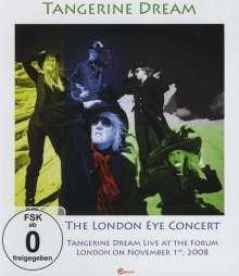 Tangerine Dream: The London Eye Concert 2008, Blu-ray Disc
