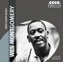 Wes Montgomery (1925-1968): West Coast Blues (Wallet-Box), 4 CDs