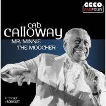 Cab Calloway (1907-1994): Mr. Minnie The Moocher (Wallet-Box), 4 CDs
