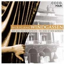 Wolfgang Windgassen - Der Held von Bayreuth, 4 CDs