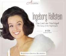 Ingeborg Hallstein - Das Lied der Nachtigall, 4 CDs