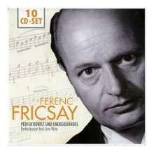 Ferenc Fricsay - Perfektionist und Energiebündel, 10 CDs