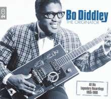 Bo Diddley: The Originator, 2 CDs