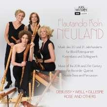 Flautando Köln - Neuland, CD
