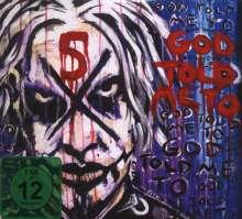John 5: God Told Me To (CD + DVD), 1 CD und 1 DVD