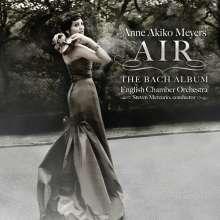 Anne Akiko Meyers - Air (The Bach Album), CD