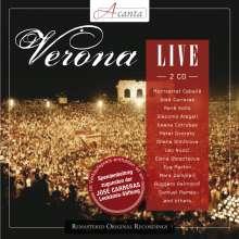 Verona Live, 2 CDs