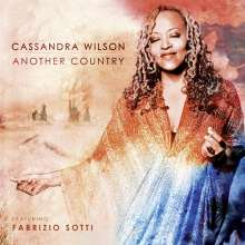 Cassandra Wilson (geb. 1955): Another Country, CD