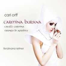 Carl Orff (1895-1982): Carmina Burana, 3 CDs