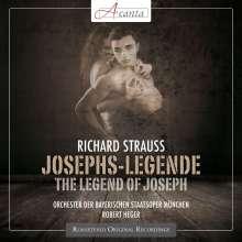 Richard Strauss (1864-1949): Josephslegende op.63, CD
