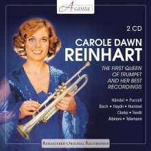 Carole Dawn Reinhardt spielt Trompetenkonzerte, 2 CDs