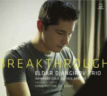 Eldar Djangirov (geb. 1987): Breakthrough, CD