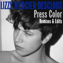 Lizzy Mercier Descloux: Press Color (Remixes And Edits) (12 Tracks), CD