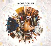 Jacob Collier (geb. 1995): In My Room (180g) (Limited-Edition), 2 LPs