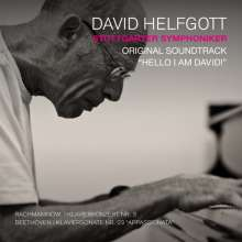 David Helfgott - Hello I Am David, 1 CD und 1 DVD
