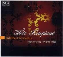 Adalbert Gyrowetz (1763-1850): Klaviertrios, CD