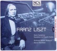 Franz Liszt (1811-1886): Franz Liszt - The Sound of Weimar Vol.1, CD