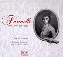 """Carlo """"Farinelli"""" Broschi (1705-1782): Farinelli - The Composer (Arien), CD"""