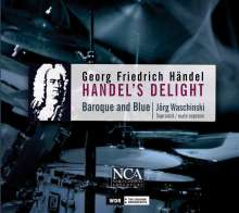 Georg Friedrich Händel (1685-1759): Händel's Delight, CD