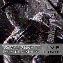 Jimmy Cornett: Live In Roth, CD