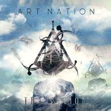 Art Nation: Transition, CD