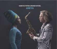Kareyce Fotso & Reiner Witzel: Aneya, CD