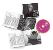 André Heller: Spätes Leuchten, 1 CD und 1 Buch