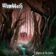 Wombbath: Choirs Of The Fallen, CD