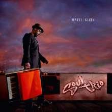 Matti Klein: Soul Trio (Translucent Blue Marbled Vinyl), 2 LPs