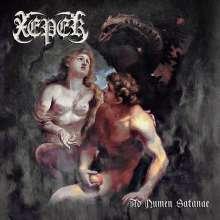 Xeper: Ad Numen Satane (Limited Edition) (Clear Vinyl), LP