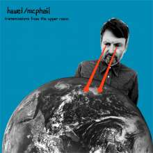 Hawel / McPhail: Transmissions From The Upper Room (Limited Edition) (Red Vinyl), LP