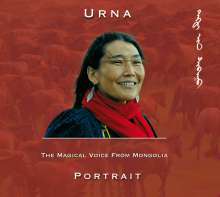 Urna: The Magical Voice From Mongolia - Portrait, CD