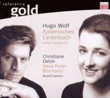 Hugo Wolf (1860-1903): Italienisches Liederbuch, CD