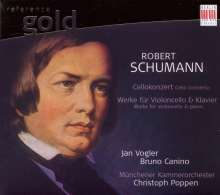 Robert Schumann (1810-1856): Cellokonzert op.129, CD