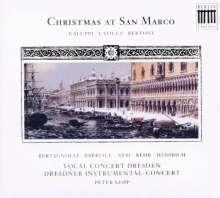 Christmas at San Marco - Venezianische Weihnachten, CD