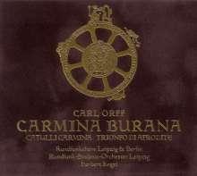 Carl Orff (1895-1982): Carmina Burana, 2 CDs