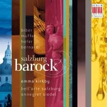 Salzburg Barock - Musik am Hof der Fürsterzbischöfe, CD