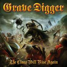Grave Digger: The Clans Will Rise Aga, CD