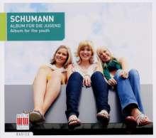 Robert Schumann (1810-1856): Album für die Jugend op.68 (Ausz.), CD