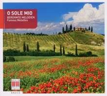 O Sole Mio, CD