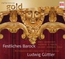 Ludwig Güttler - Festliches Barock, CD