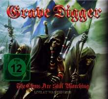 Grave Digger: The Clans Are Still Marching (CD + DVD), 1 CD und 1 DVD
