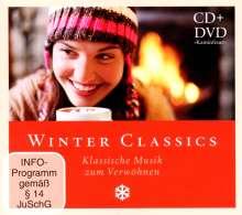 Winter Classics - Klassische Musik zum Verwöhnen, 2 CDs