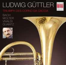 Ludwig Güttler - Triumph des Corno da caccia, CD