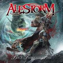 Alestorm: Back Through Time, CD