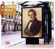 Frederic Chopin (1810-1849): Chopin - Best of, 2 CDs