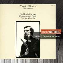 Burkhard Glaetzner - Barocke Oboenkonzerte, CD
