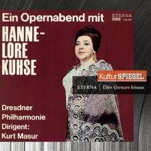 Hanne-Lore Kuhse - Ein Opernabend, CD