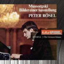 Modest Mussorgsky (1839-1881): Bilder einer Ausstellung (Klavierfassung), CD